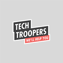Bild på Tech Troopers Hembesök